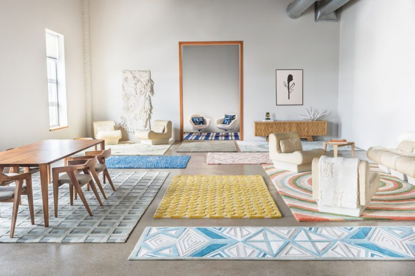 Angela Adams' Inner Nature Rug Collection Celebrates Individuality and Authenticity