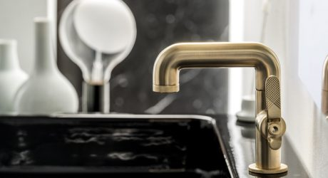 IB Rubinetti's New Faucet Collection Is Bold and Beautiful