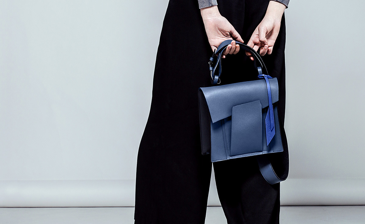 Linda Sieto's Shift Collection of Handbags Disregards Traditional Structures and Symmetries