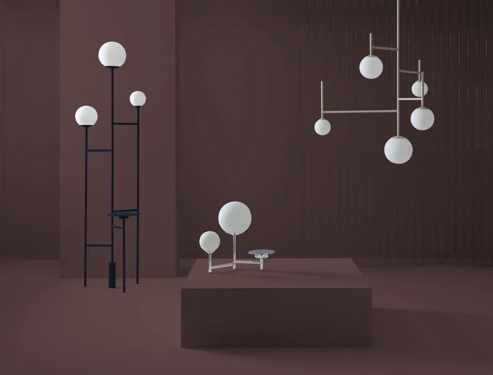 A Lighting Collection That Illuminates like the Moon by agus kim