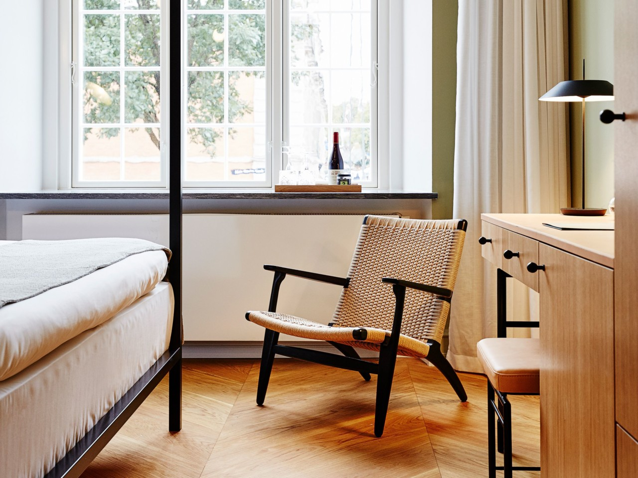 "backReturn to ""Contemporary Design Meets Classic Design At The Nobis Hotel Copenhagen"""