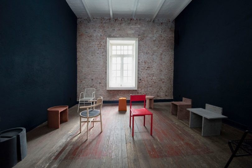 A Brutalist-Inspired Collection by SAVVY Studio and Pablo Limón Design Office