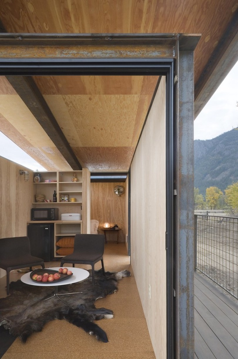 """backReturn to """"The Rolling Huts: An Architect's Alternative Approach to Camping"""""""