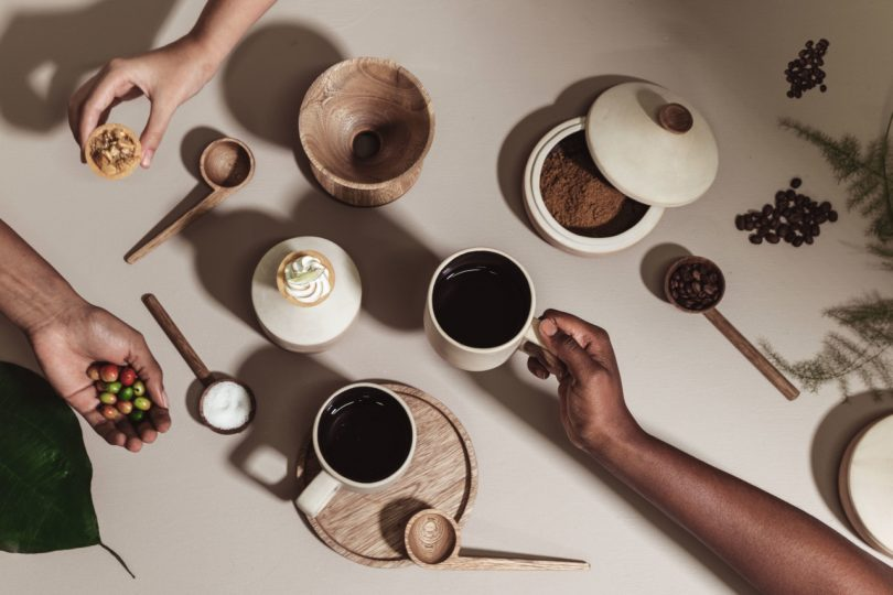 Samaná: A Joint Collaboration That Celebrates the Ritual of Coffee