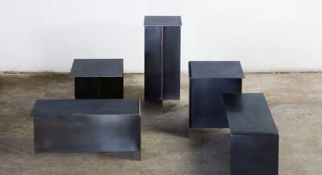 T Table Collection by Christopher Gentner