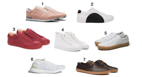 7 Minimalist Sneakers to Maximize Your Wardrobe