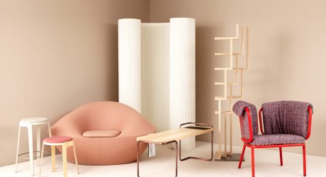12 Students Team up with Sweden's Top Furniture Producers to Create Six Prototypes