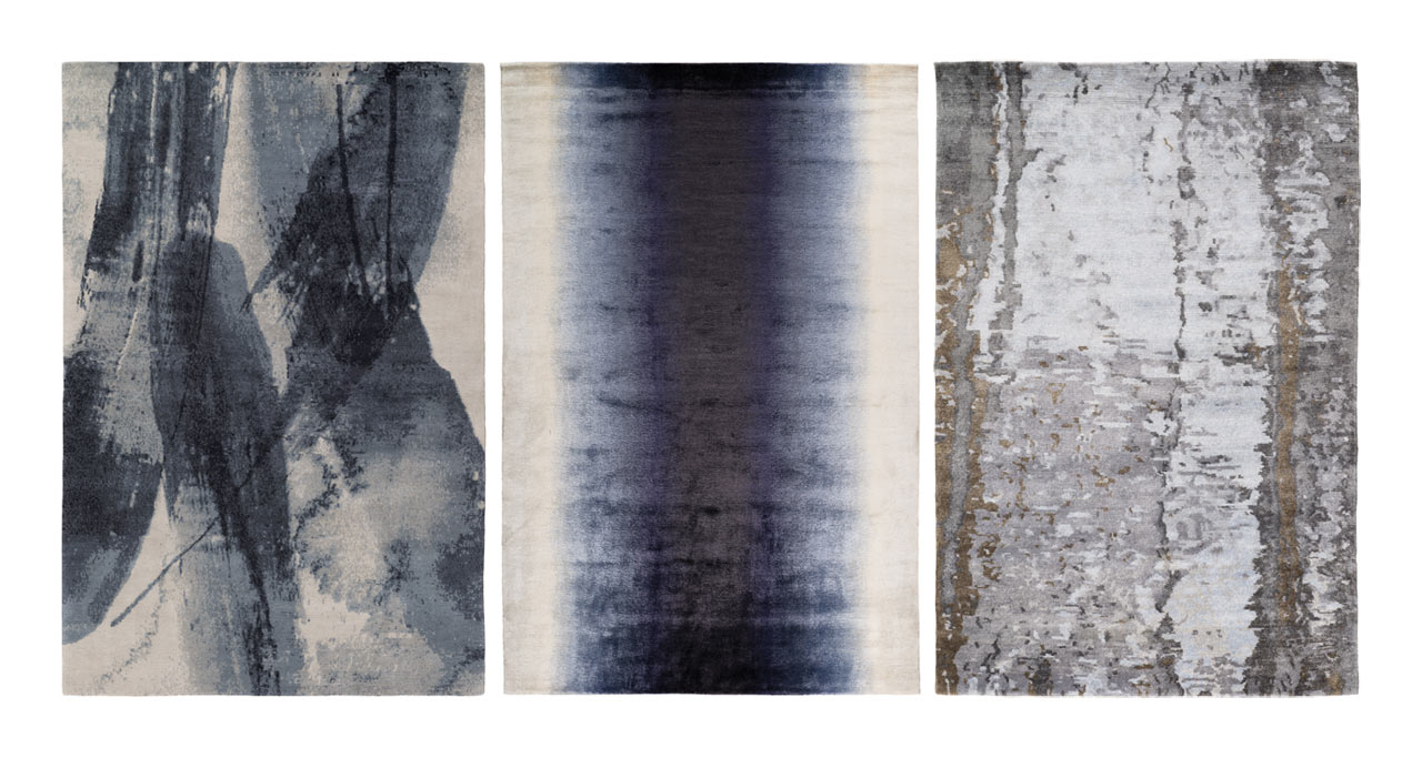 David Rockwell Collaborates with The Rug Company on a New Trio of Rugs