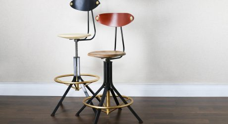 Studio DUNN Shares the Design Process of the Architect's Stool