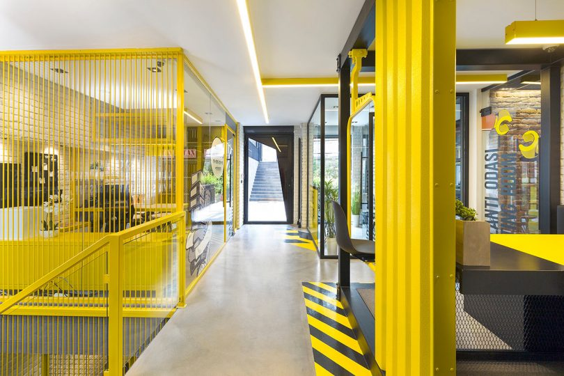 Emre Group Offices Come to Life Courtesy of Renda Helin Design & Interiors