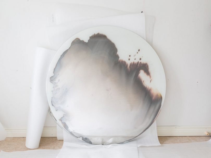 FLUID ADD-ONS: Jenny Nordberg's First Solo Exhibition in Stockholm