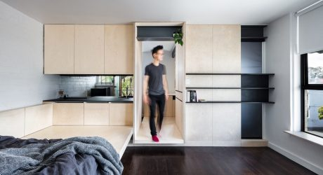 A 1950s Micro Apartment Is Renovated for Modern Times
