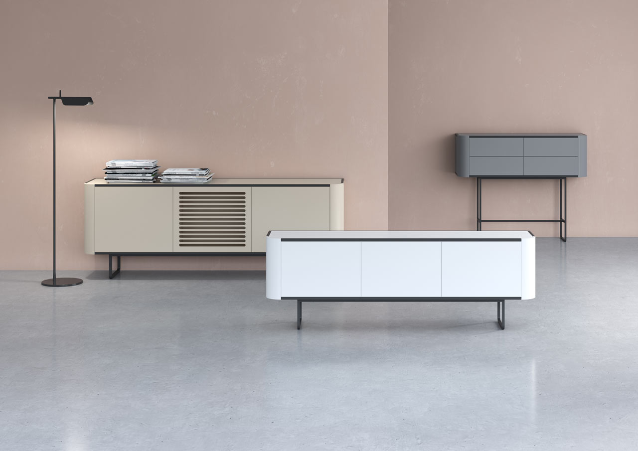 Momocca's Versatile Storage Collection Called Adara