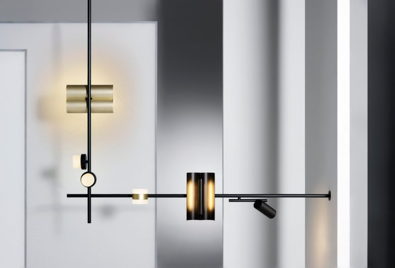Studio Truly Truly Designs Mix & Match Lighting System for Rakumba