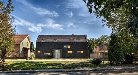 Rilak's Relax House in Alibunar, Serbia by Modelart Arhitekti