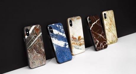 Roxxlyn Encases Your Precious iPhone X in 350 Million Year Old Rock