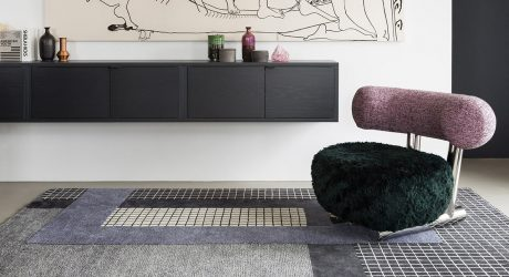 A City-Inspired Rug Collection by Sebastian Herkner for The Rug Company