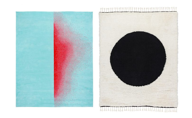 Joe Doucet Designs Transcendence Rug Collection in Support of Equality