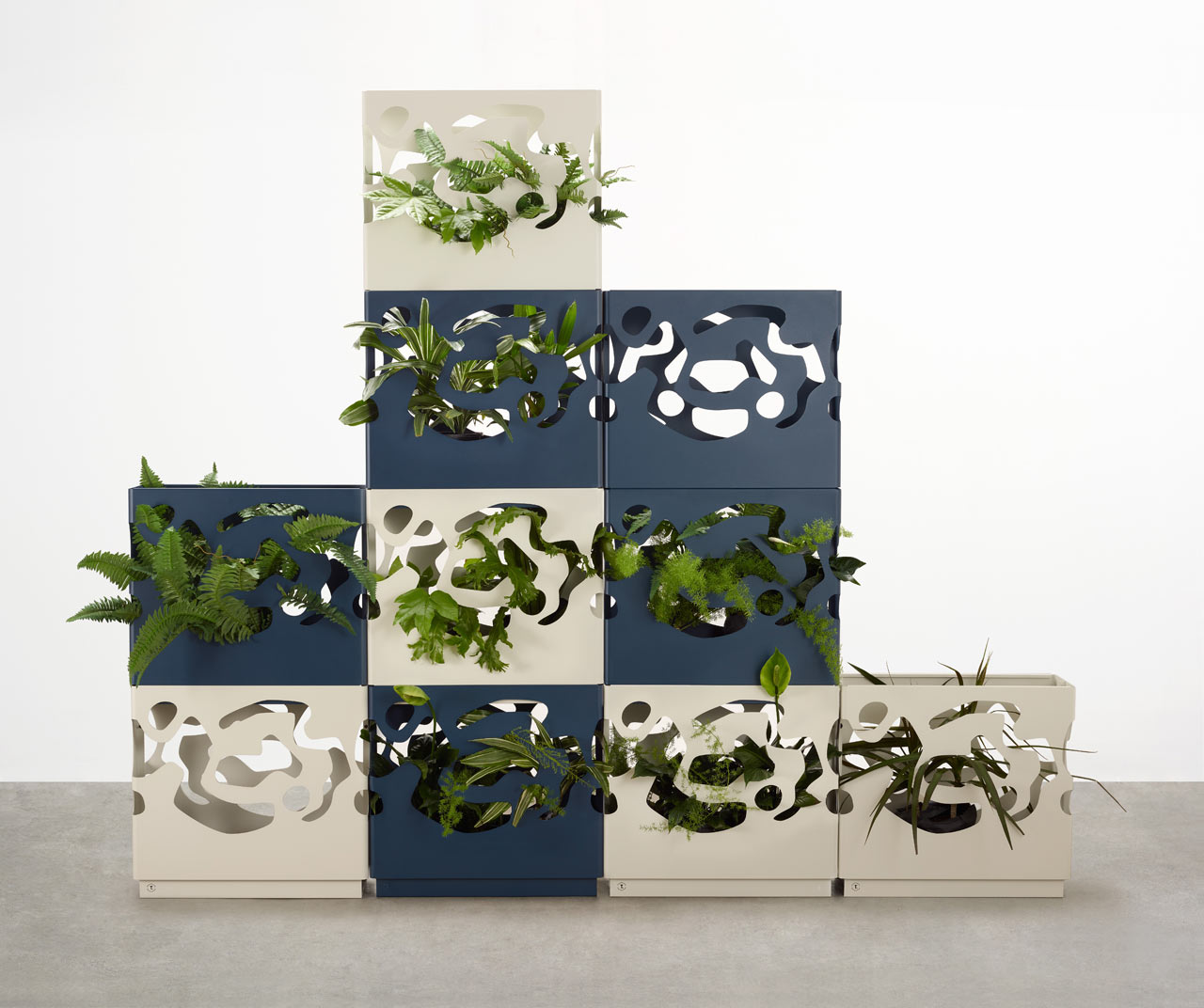 Tait Lets You Build a Modern Wall of Plants with GardenWall