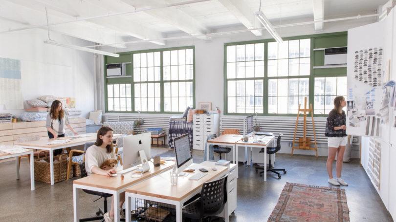Where I Work Rebecca Atwood Design Milk