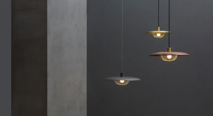 into lighting. Foray Into Lighting. The Pendant Lamps Were Inspired By \u0027kasa,\u0027 Traditional Chinese Rain Hats, Which You\u0027ll Instantly See When You Look At Its Design. Lighting W