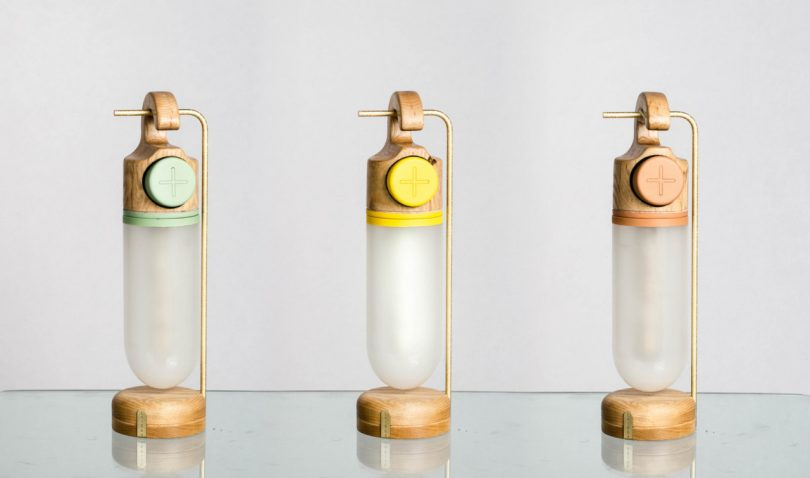 Loight: A Rechargable Lighting Concept Inspired by Lanterns