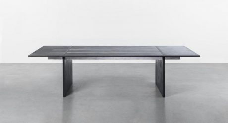 Plain Cuts Limited Edition Furniture by Wonmin Park