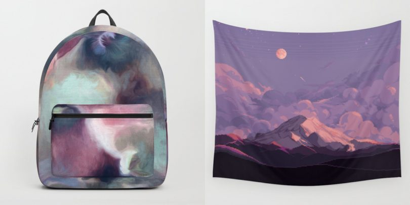 Finding Your Next Artwork from Society6's Collections