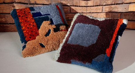 Tom Dixon Adds New Ranges and Colors to the SUPER TEXTURE Textiles Collection