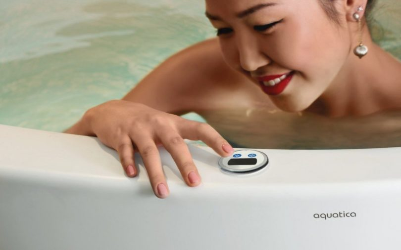Aquatica redefines the art of bathing design for Design your own bathers