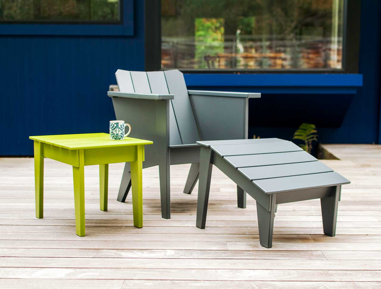 Brendan Ravenhill Expands Outdoor Furniture Collection With Loll Designs ...