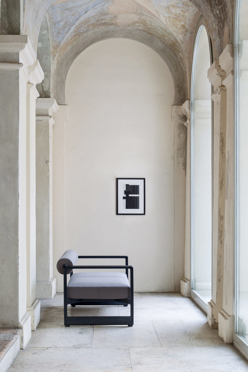 ... Furniture Collection. Then To Throw In A Contrast Of Materials, Like  Soft Fabrics For The Upholstery, Marble For The Tabletops, And Wood For The  Bench ...