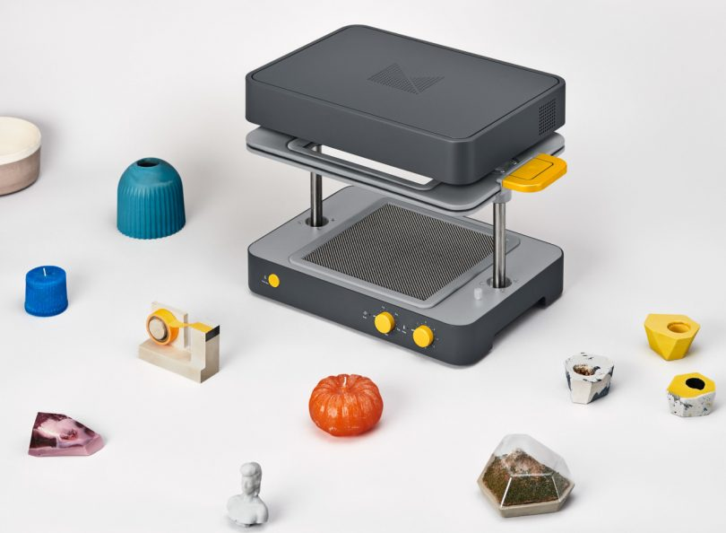 The Makyu FormBox Will Make a Mold Out of Nearly Anything