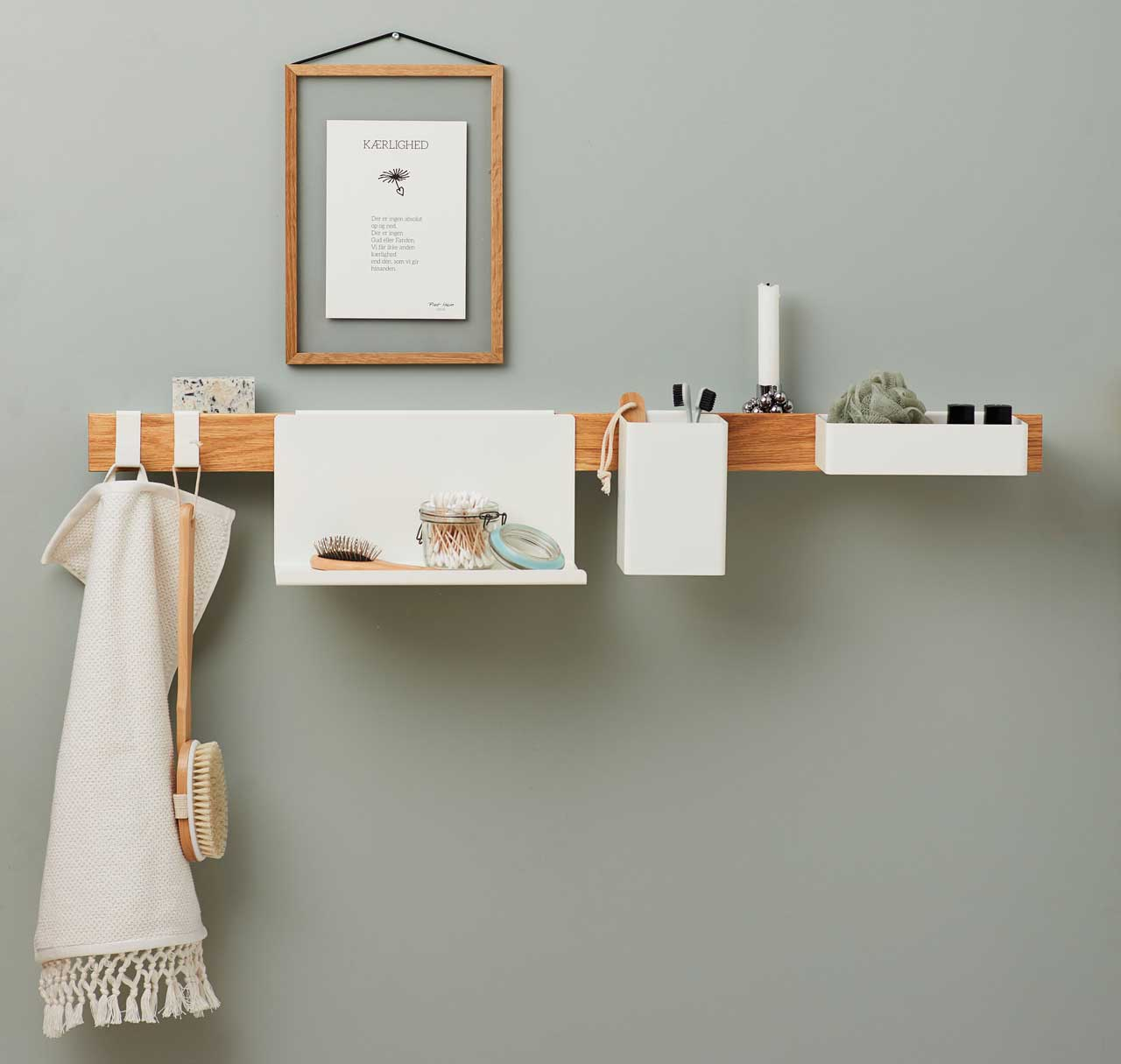 Gejst Introduces the Flex Line of Wall-Mounted Storage