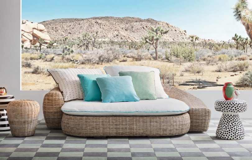 InOut Outdoor Collection by Paola Navone for Gervasoni