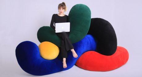 Into-form: Abstract Seating Inspired by the Concept of Gestalt