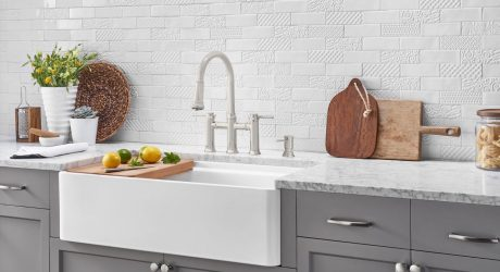 BLANCO EMPRESSA Faucet Revealed at KBIS 2018 [VIDEO]