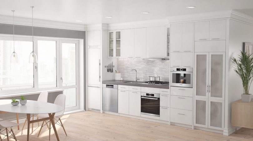 From Steam to Stovetops: Bosch Home Appliance Innovations at KBIS 2018 [VIDEO]