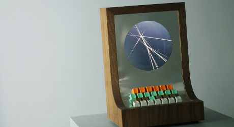 Love Hultén Designs the Most Beautiful Retro-Futuristic Devices