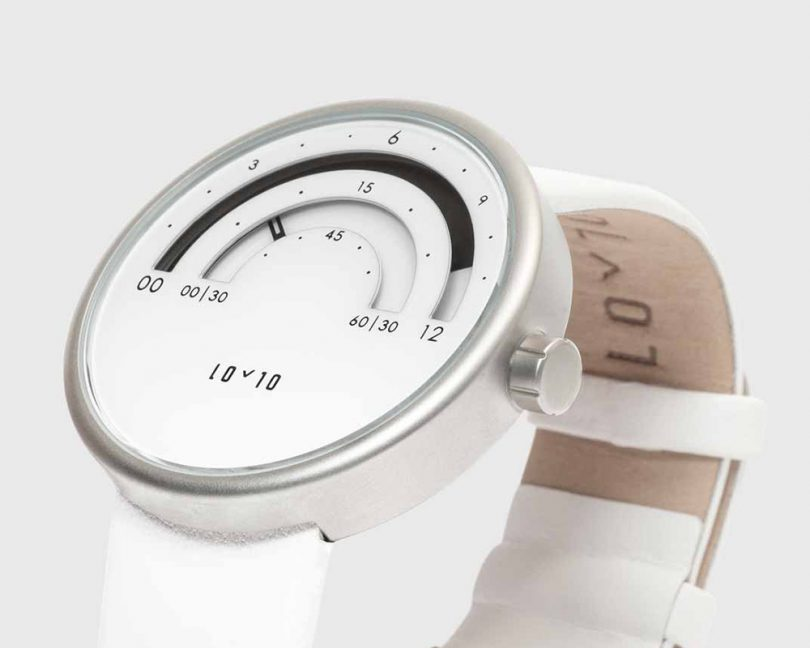 Loyto Watches Wants to Change the Way You Read Time