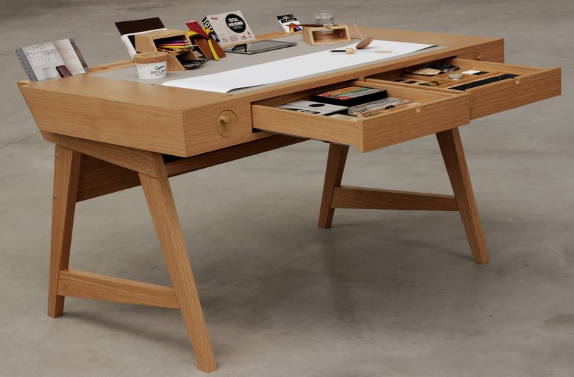 Risko Drawing Desk by Digitalab for Viarco