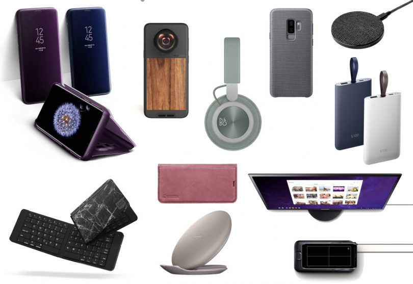 10 Essential Accessories For the Samsung Galaxy S9