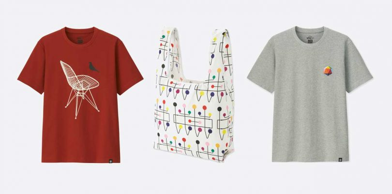 UNIQLO Just Launched the 2nd SPRZ NY Eames Collection for Spring/Summer 2018