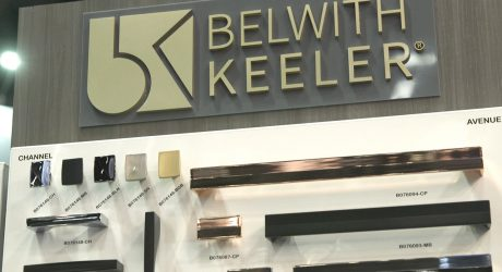New Cabinet + Drawer Hardware Trends from Belwith-Keeler [VIDEO]