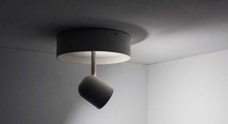 The Rotating Concierge Lamp by kaschkasch for Vertigo Bird