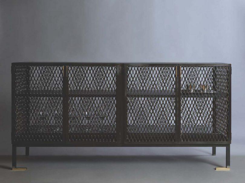 Louise Sideboard & Cabinet by PELLE