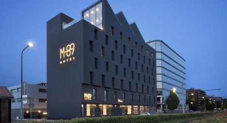 The M89 Hotel Hotel in Milan Takes Special Notice of Its Surroundings
