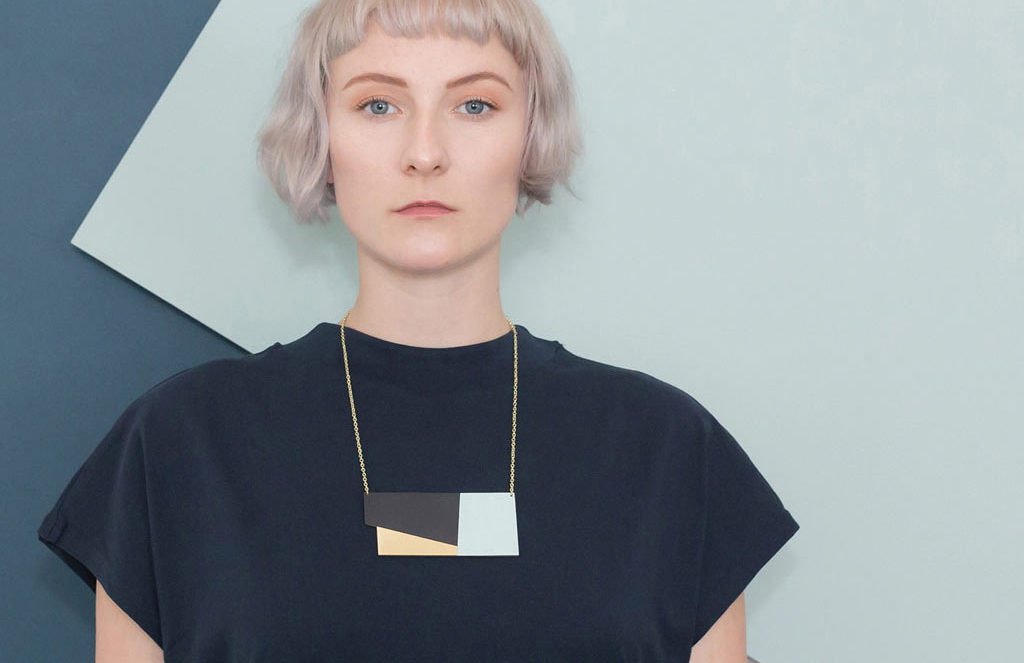 Wearable Art: New Modern Jewelry from Adorn Milk
