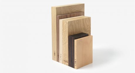 Book Boards Are Wooden Cutting and Serving Boards by Sebastian Bergne