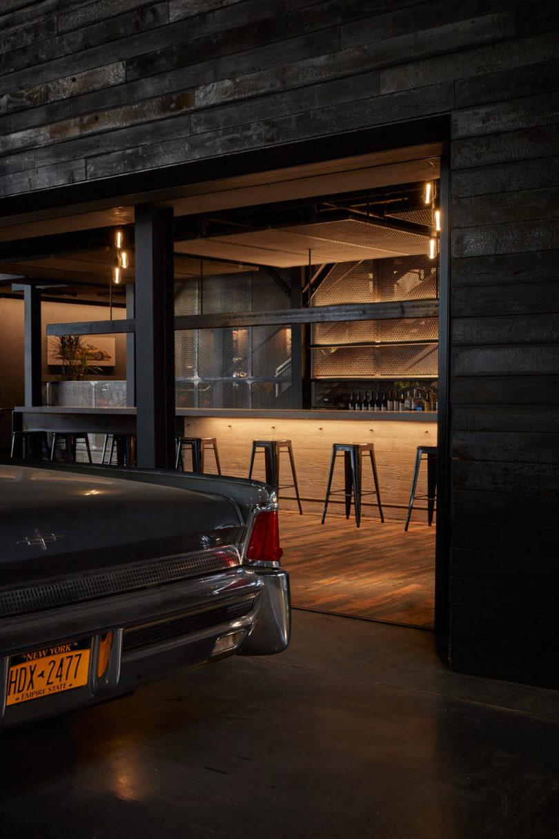 NYCs Classic Car Club Gets A New Home At Pier Design Milk - Classic car club
